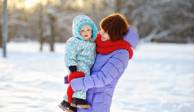 Babys richtig anziehen