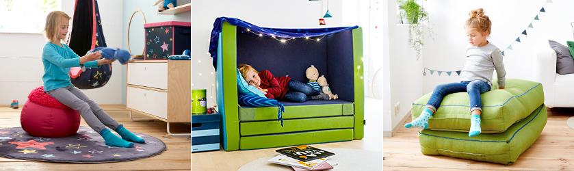 Kinderzimmer- & Jugendzimmer-Einrichtung kaufen » JAKO-O