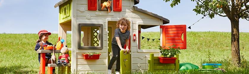 Fabulous Kinderspielhäuser für den Garten online kaufen » JAKO-O YT94