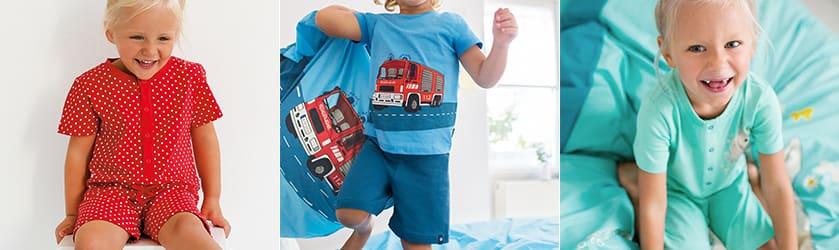 timeless design ce916 17a53 Kurze Schlafanzüge für Kinder online kaufen » JAKO-O