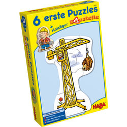 6 Little Hand Puzzles - Construction