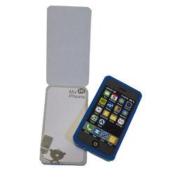 Notizblöckchen Phone, 4 Stück