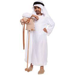 Kostüm Gespenst/Wüstenprinz, 3-teilig