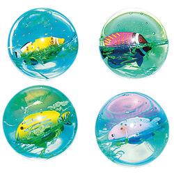 """Flummi """"Fisch"""", 10 Stück"""