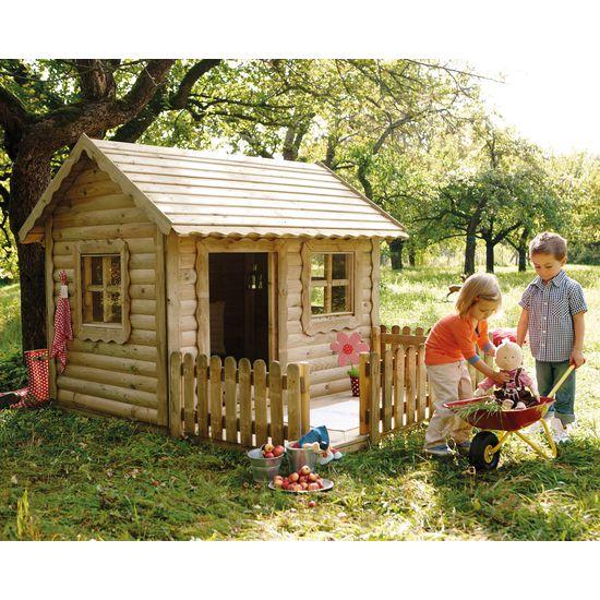 Kinder Holzhaus Jako O