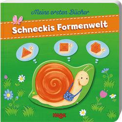Meine ersten Bücher - Schneckis Formenwelt HABA 300643