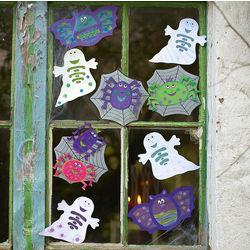 Sachenmacher Fensterbilder Halloween JAKO-O