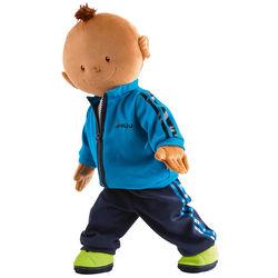 Krümel Puppen-Sportoutfit JAKO-O, 3-teilig