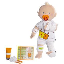 Krümel Puppen-Verbandsset JAKO-O, 8-teilig