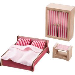 Little Friends – Puppenhaus Möbel Schlafzimmer für Erwachsene HABA 301988