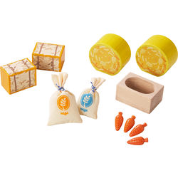 Little Friends – Spielset Pferdefutter HABA 302095