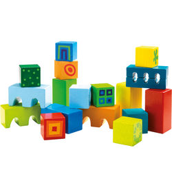 My first building blocks