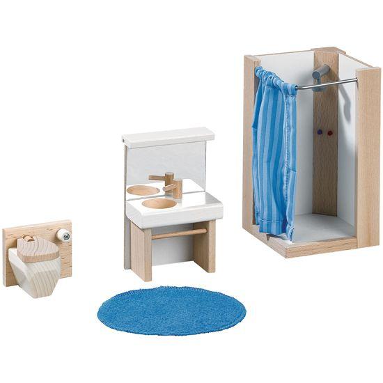 Badezimmer Puppenhaus JAKO-O, 5-teilig » JAKO-O