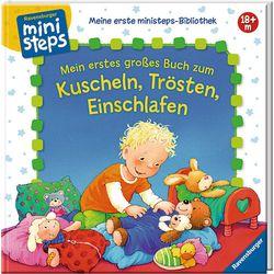 Ravensburger ministeps® 31697 Mein erstes großes Buch zum Kuscheln, Trösten, Einschlafen