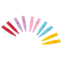Kazoo, 10 Stück