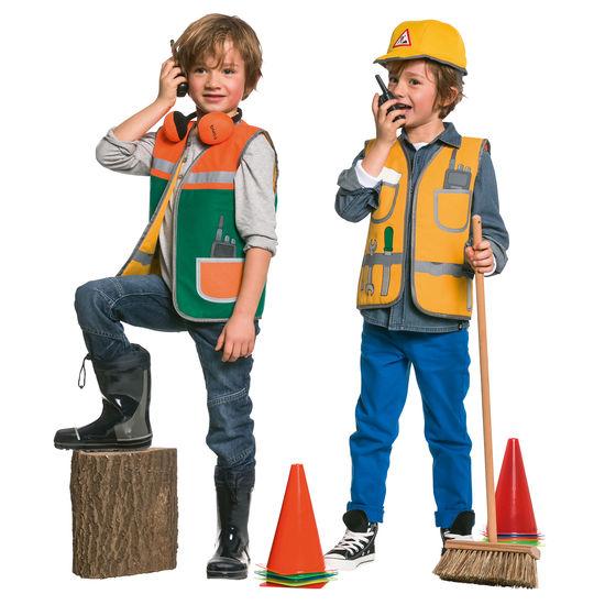 Kostum Bauarbeiter Jako O
