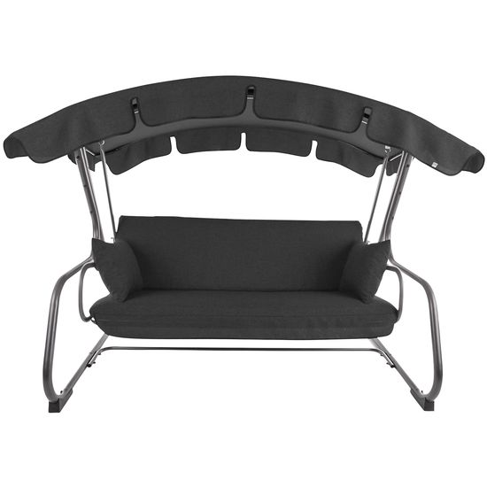 ravenna polsterset dralon dralon dach f r hollywoodschaukel zubeh rartikel ersatzteile. Black Bedroom Furniture Sets. Home Design Ideas