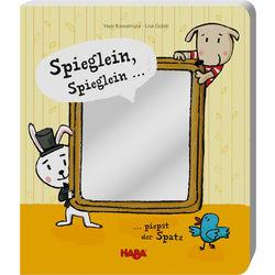 """""""Spieglein, Spieglein"""", piepst der Spatz HABA 302275"""