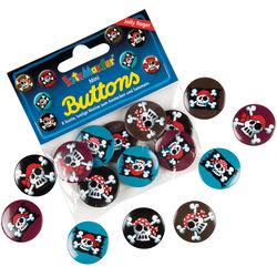 Mini-Buttons, 8 Stück