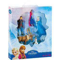 BULLYLAND® Disney Frozen Spielfiguren Set, 5-teilig