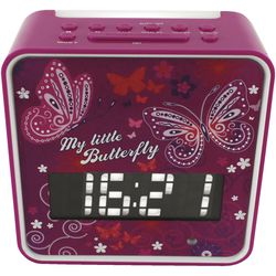 soundmaster® Uhrenradio UR270 mit Wecker