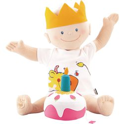 Puppen Geburtstagsset JAKO-O, 2-teilig