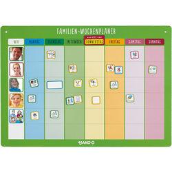 Familien-Wochenplaner JAKO-O, magnetisch