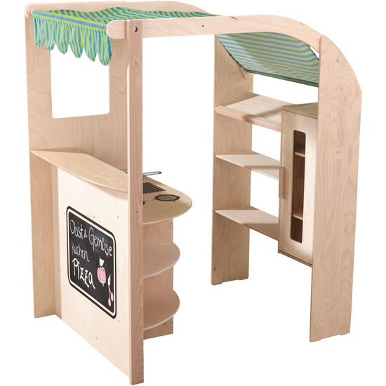 kiosk jako o kaufl den ausstattung spielh user zelte kinderspielzeug spielen. Black Bedroom Furniture Sets. Home Design Ideas