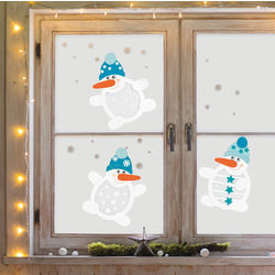 Fensterdeko Fensterbilder Für Weihnachten Bestellen Jako O