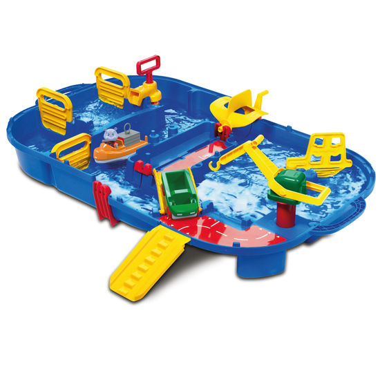 aquaplay locks box | water play tables | water toys | outdoor toys