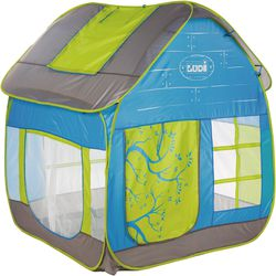 LUDI® My Cottage Kinder Spielzelt, Pop-Up Haus