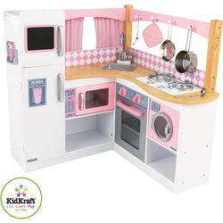 KidKraft® Kinder Spielküche Grand Gourmet aus Holz