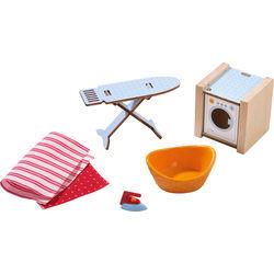 Little Friends – Puppenhaus Zubehör Waschtag HABA 303015