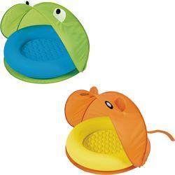 bieco Baby Bade- und Spielpool mit Sonnenschutzdach, LSF 50+