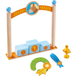 Little Friends Spielset Siegerpodest HABA 303048