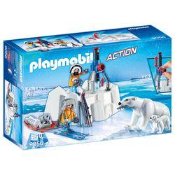 PLAYMOBIL® 9056 Polar Ranger mit Eisbären