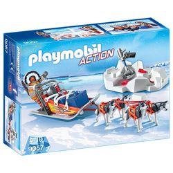 PLAYMOBIL® 9057 Hundeschlitten