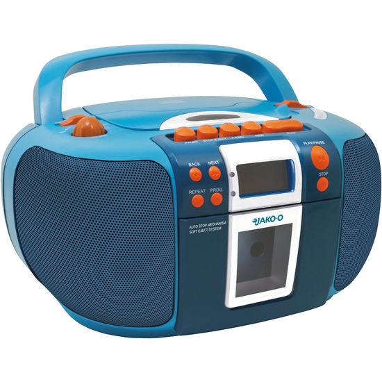 Cd Spieler Für Kinderzimmer   Cd Player Mit Kassettenrecorder Und Radio Jako O Jako O