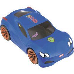 Touch 'n' Go Racers Sportwagen blau