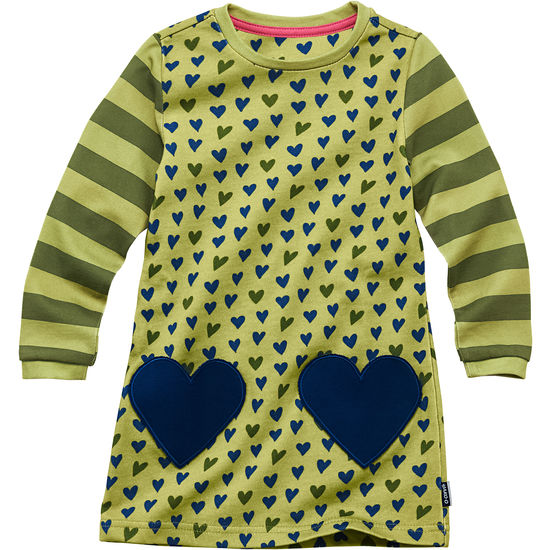 Mädchen Kleid mit Taschen | Farbe Bekleidung/Hartware | JAKO-O ...