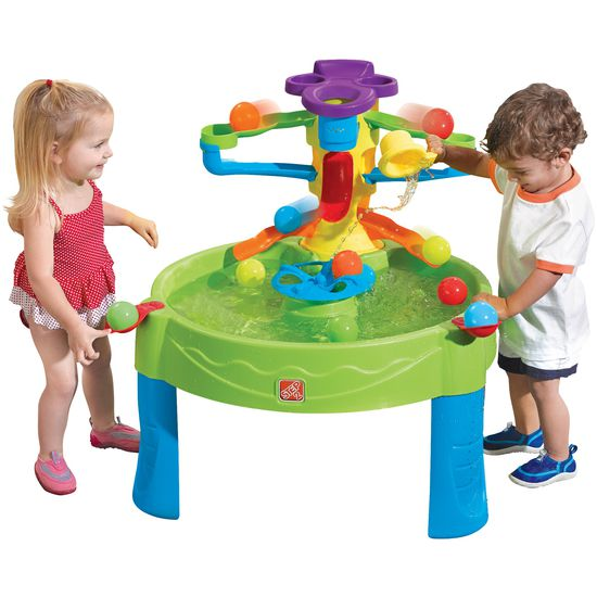 busy ball water play table | water play tables | water toys