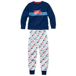 Kinder Schlafanzug Fahrzeuge JAKO-O