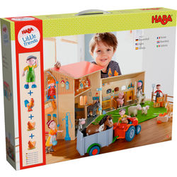 Little Friends - Spielhaus Bauernhof Sonderedition HABA 303225