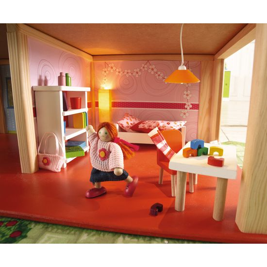 Kinderzimmer Puppenhaus JAKO-O, 5 Teile