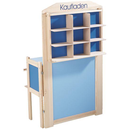 Kaufladen und Puppentheater 2 in 1 - Jako-o Kaufladen + Puppentheater