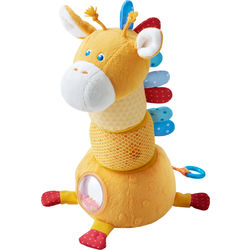 Stapelfigur Giraffe Fleckchen HABA 303264
