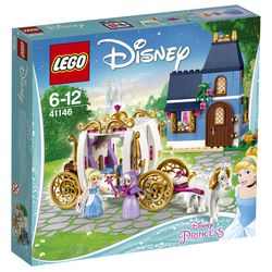LEGO® Disney Princess™ Cinderellas zauberhafter Abend 41146