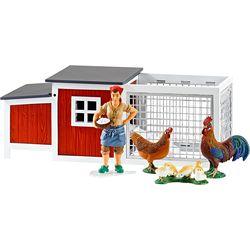 Schleich® Farm World Hühnerstall 42191