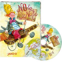 Kinder CD Nola Note auf musikalischer Weltreise JAKO-O