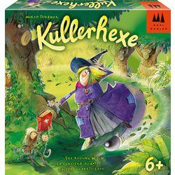 Schmidt Spiele Drei Magier 40878 Kullerhexe